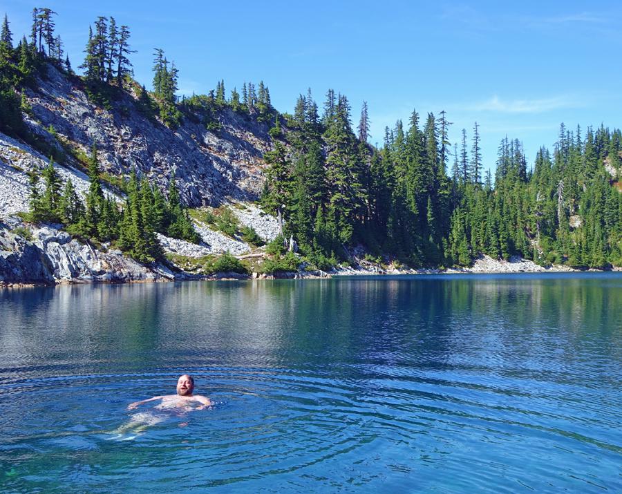 Hiking Metaphor Gem Lake