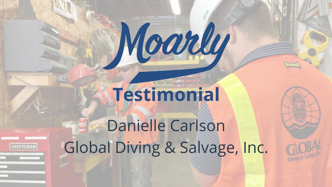 Global Diving & Salvage, Inc. Testimonial