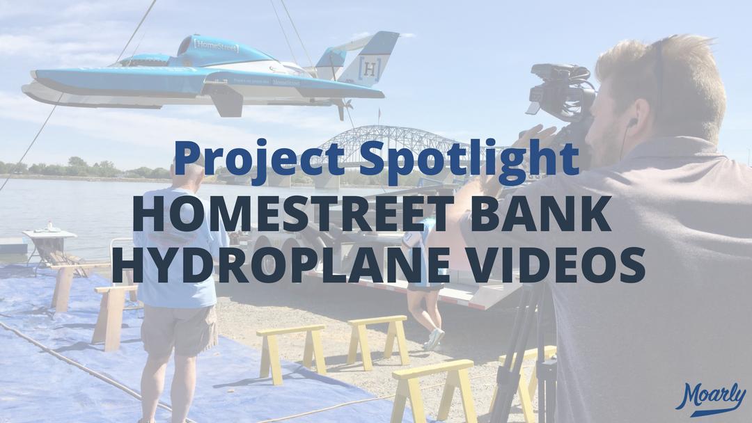 HomeStreet Bank Hydroplane