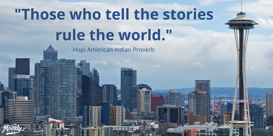 Power of storytelling quote