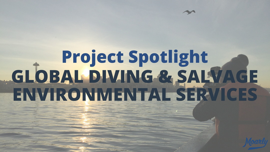 Project Spotlight | Global Diving & Salvage Environmental Services