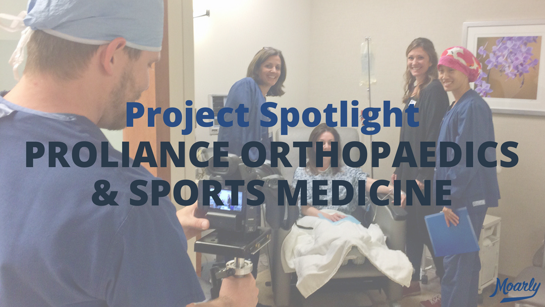 Seattle Medical Videos | Proliance Orthopaedics & Sports Medicine