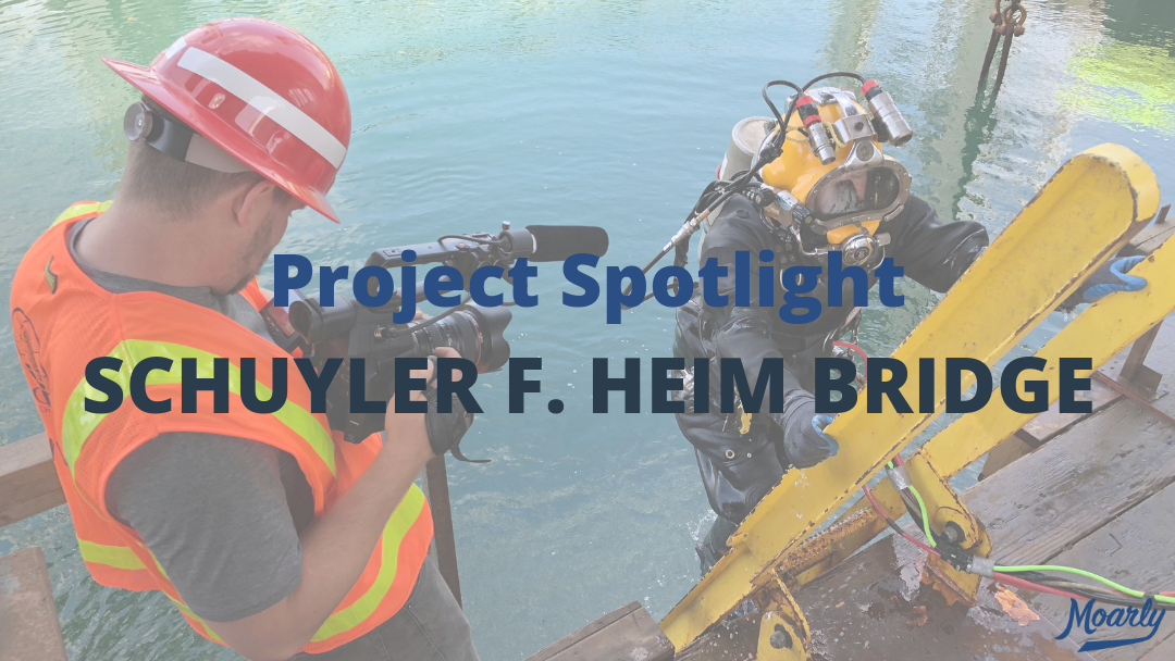 Project Spotlight | Schuyler F. Heim Bridge