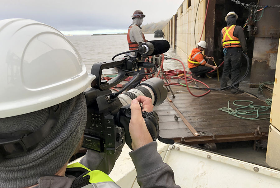Seattle Construction Video Production