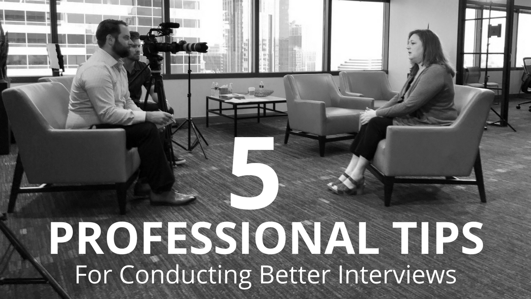 Better Interviews | Moarly Creative