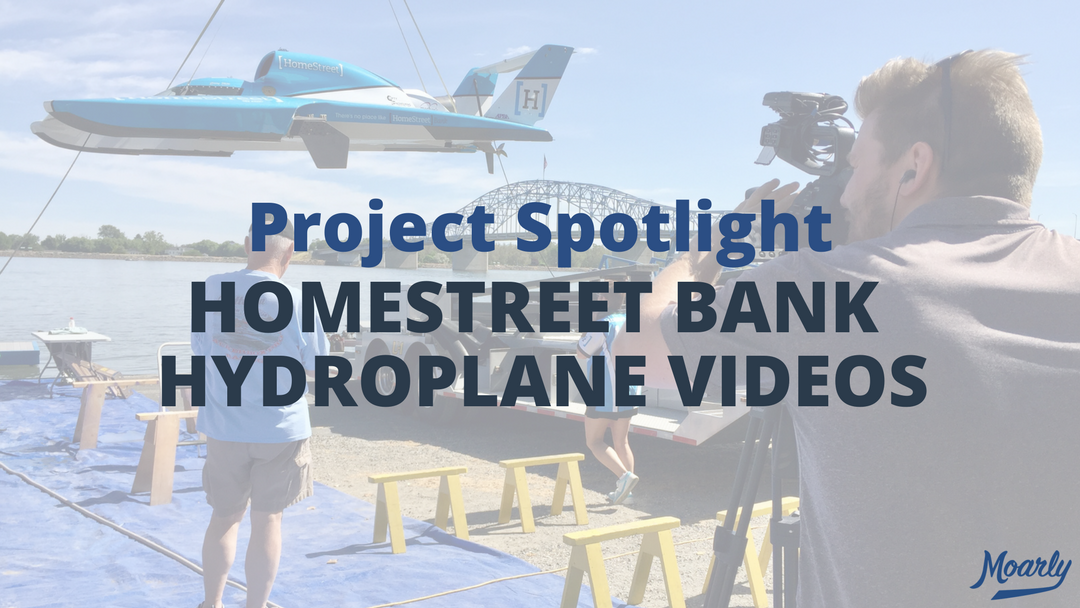 Project Spotlight | HomeStreet Bank Hydroplane Videos