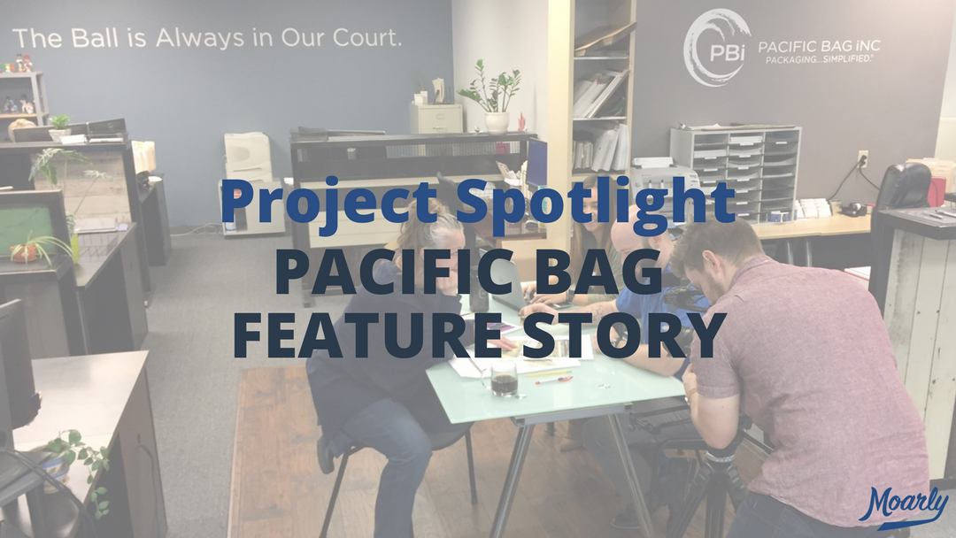 Project Spotlight | Pacific Bag Feature Video